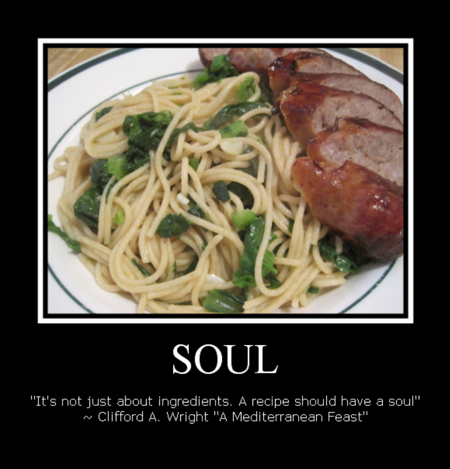Food Quote: SOUL