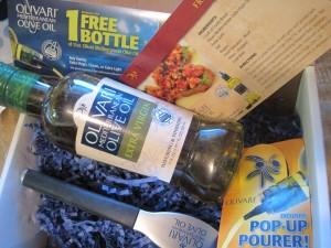 Giveaway: Extra Virgin Olivari® Mediterranean Olive Oil