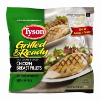 Review: Tyson Grilled & Ready Frozen Chicken