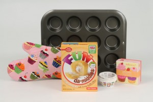 Betty Crocker® Fun da-middles™ GIVEAWAY