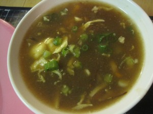 Hot &amp; Sour Soup