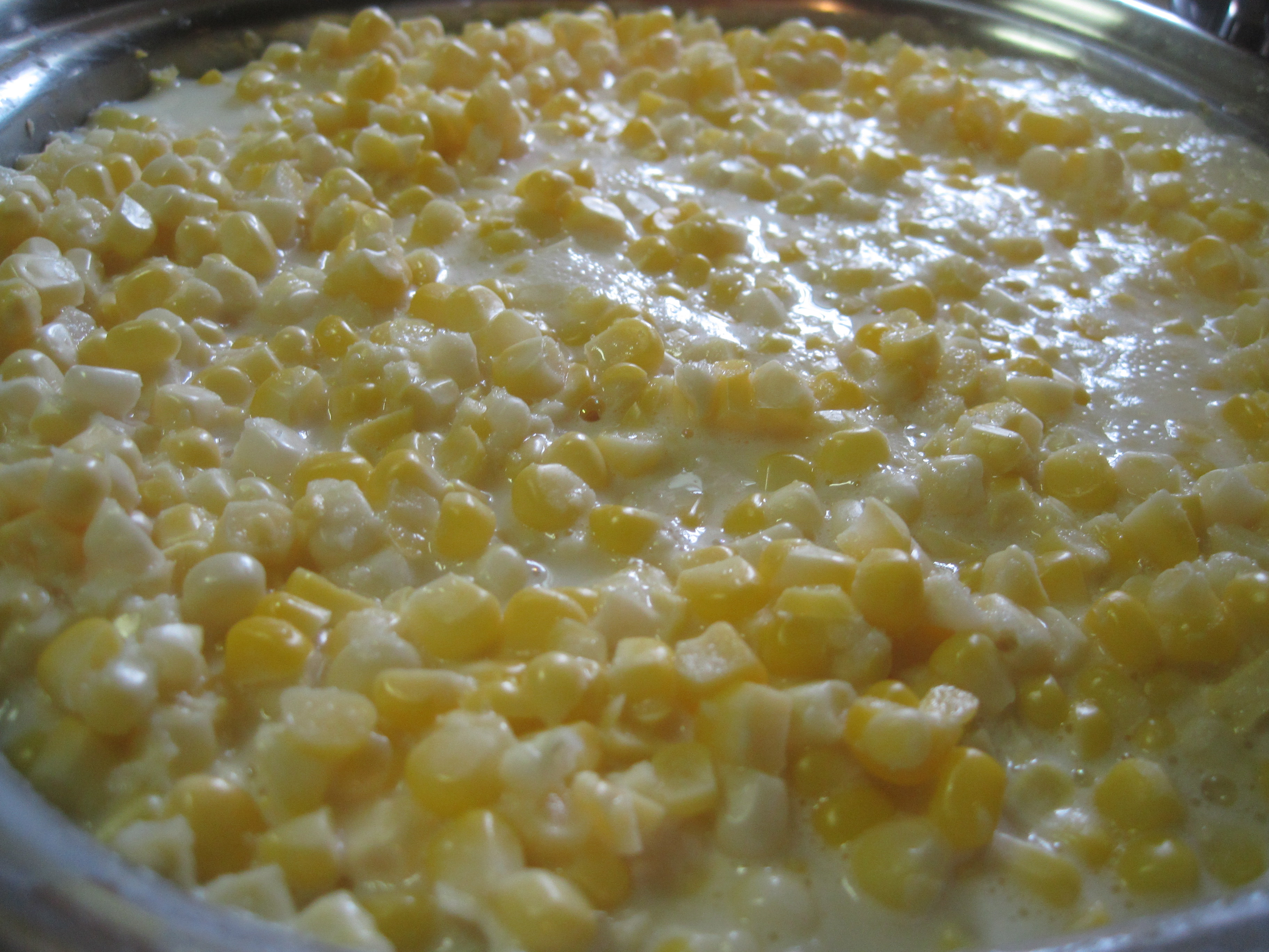 Creamed Corn | Cooked From the Heart