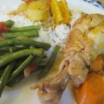 Chicken Afritada – Chicken Stew