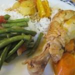 Chicken Afritada – Chicken Stew