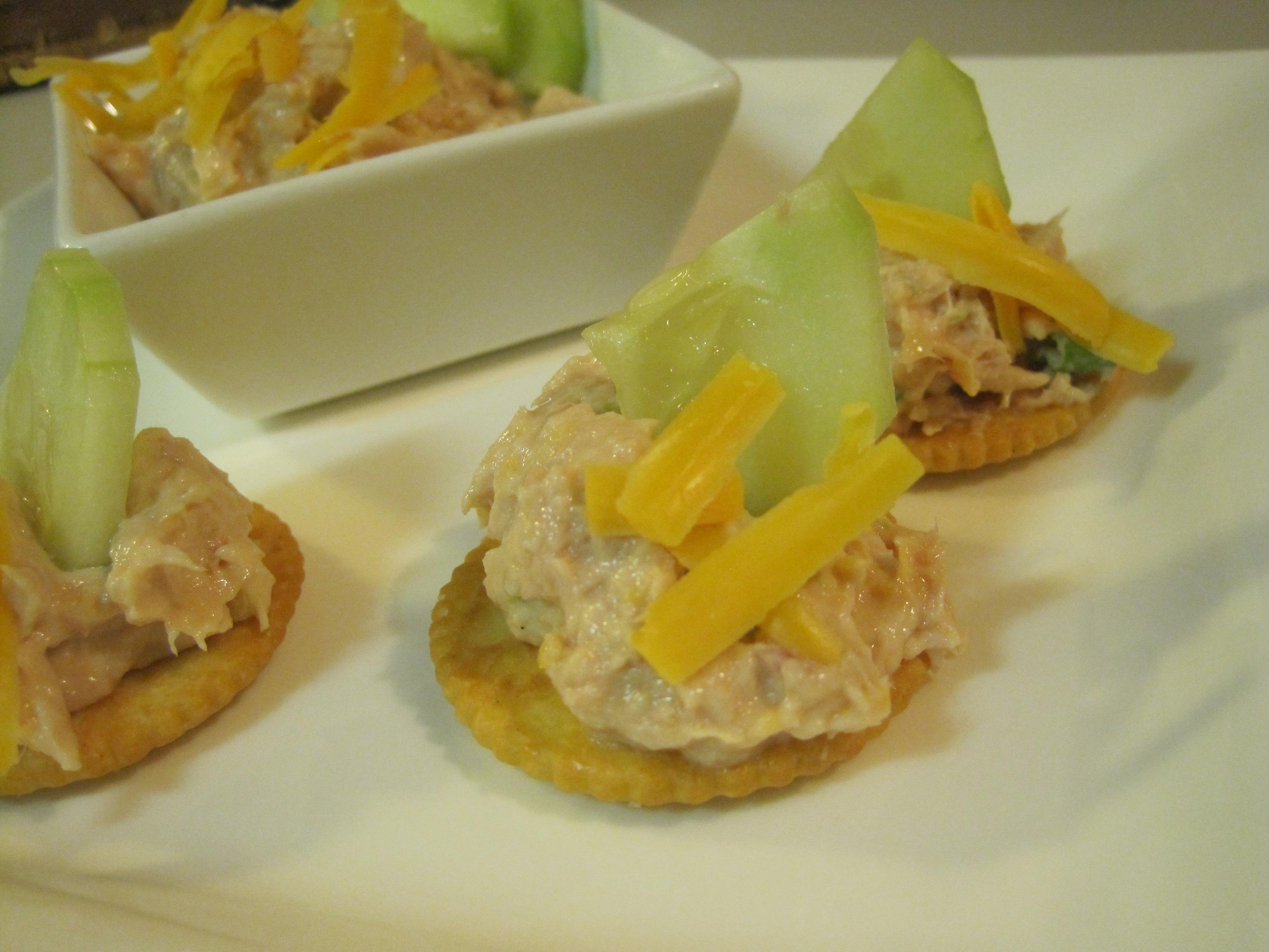 Ham Pate' (or Ham Salad)