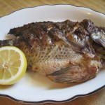 Grilled Whole Tilapia