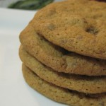 The Not So Secret Heath Toffee Cookies